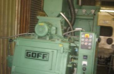 Goff 36 inch Table Blast Machine
